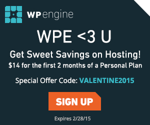 wpengine valentine day