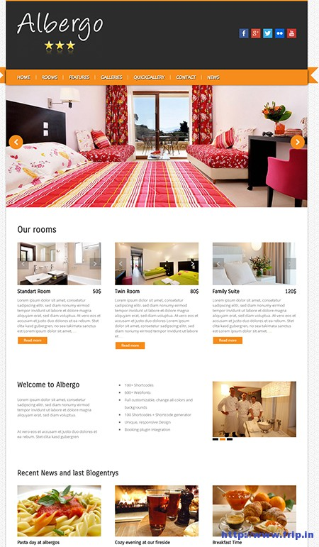 Albergo-WordPress-Hotel-Theme