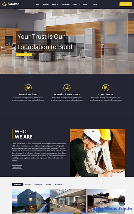 Batakoo-Modern-Construction-WordPress-Theme