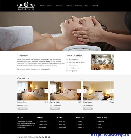 Classy-Hotel-WordPress-Theme