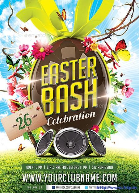 Easter-Bash-Flyer-Template