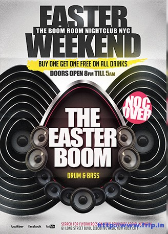 Easter-Boom-Flyer-Template