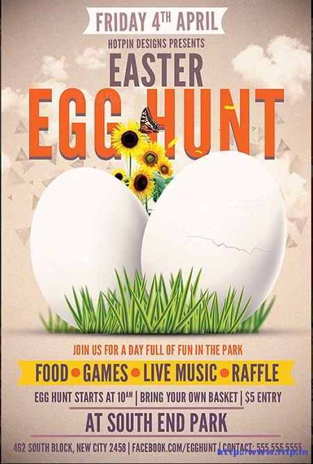 Easter-Egg-Hunt-Flyer-Template