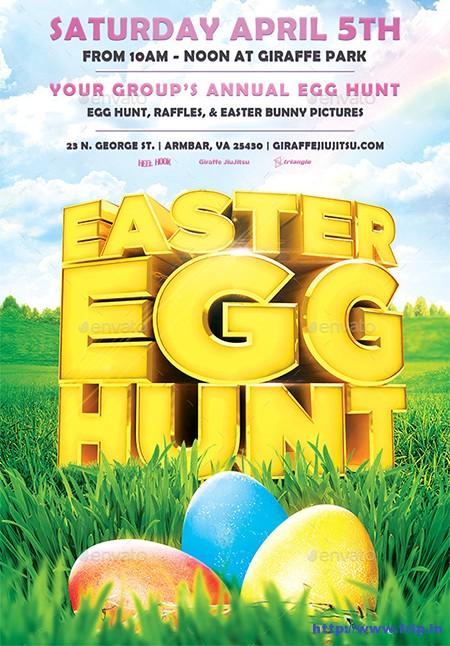 Easter-Egg-Hunt-Flyerrs