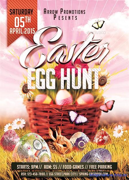 Easter-Egg-Hunt-Flyers
