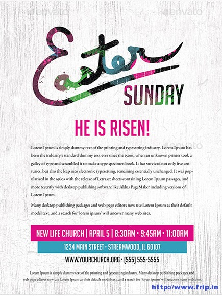 Easter-Sunday-Church-Template