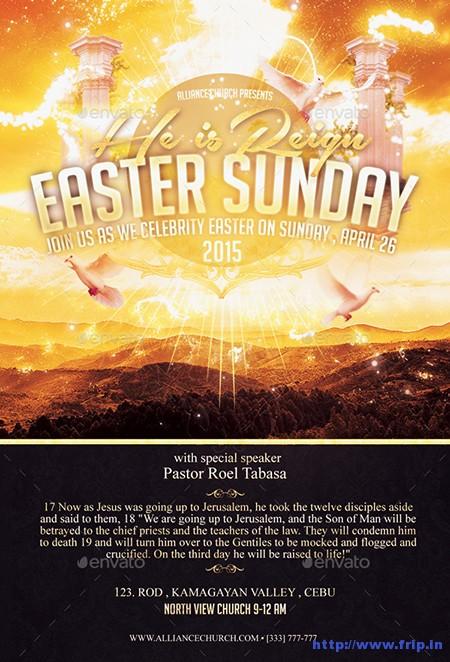 Easter-Sunday-Flyer