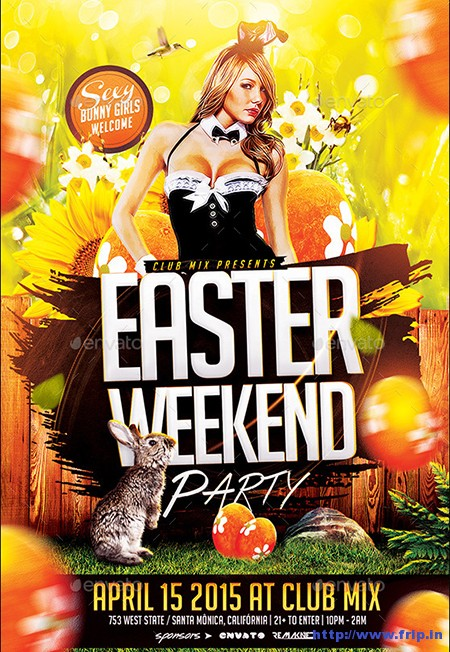 Easter-Weekend-Party