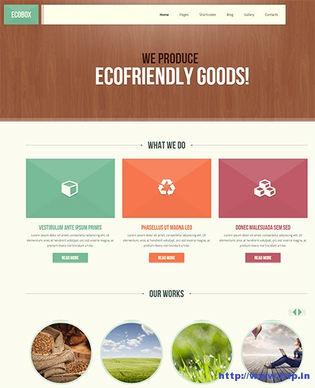 EcoBox-Responsive-WordPress-Theme
