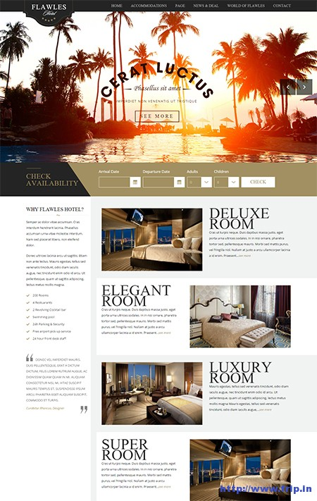 Flawleshotel-Online-Hotel-Booking-Theme