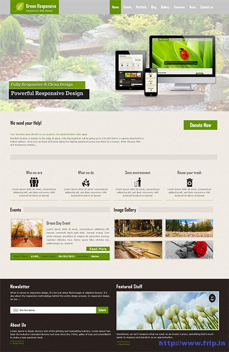 Green-Responsive-WordPress-Theme