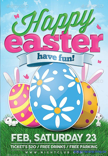 Happy-Easter-Event-Flyer
