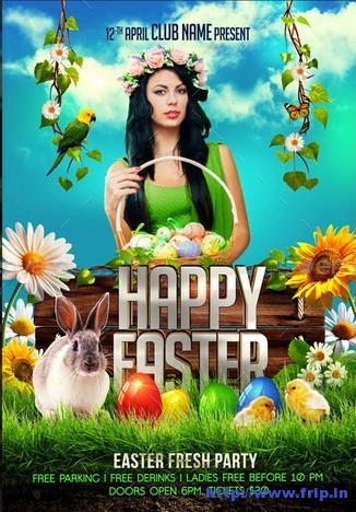 Happy-Easter-Flyer-Templates
