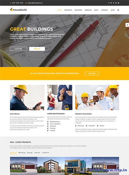 House-Build-Construction-Business-Theme