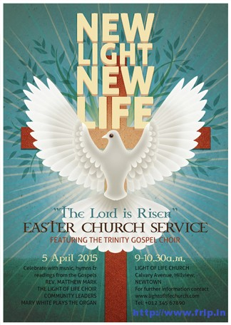 Illustrated-Easter-Flyer-Template