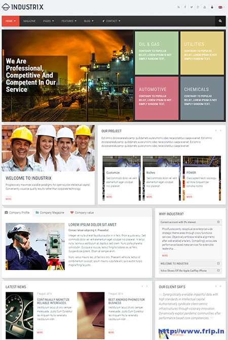 Industrix-Multipurpose-WordPress-Theme