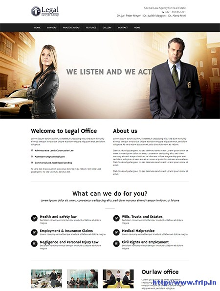 Legal-Lawyer-&-Attorneys-Theme