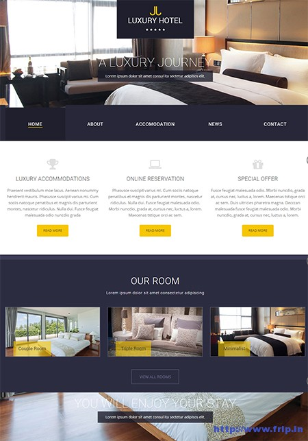 Luxury-Hotel-&-Resort-WordPress-Theme