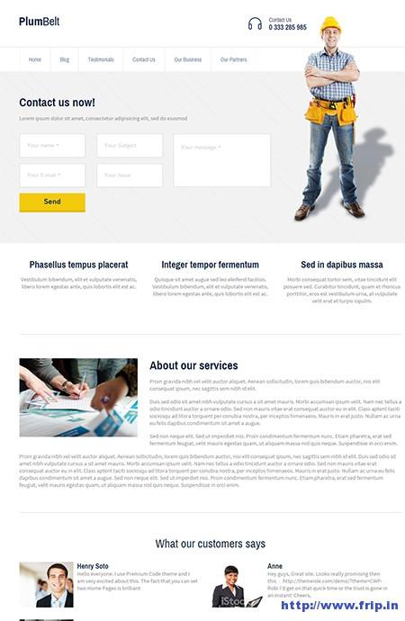 PlumbIt-Plumbing-WordPress-Theme