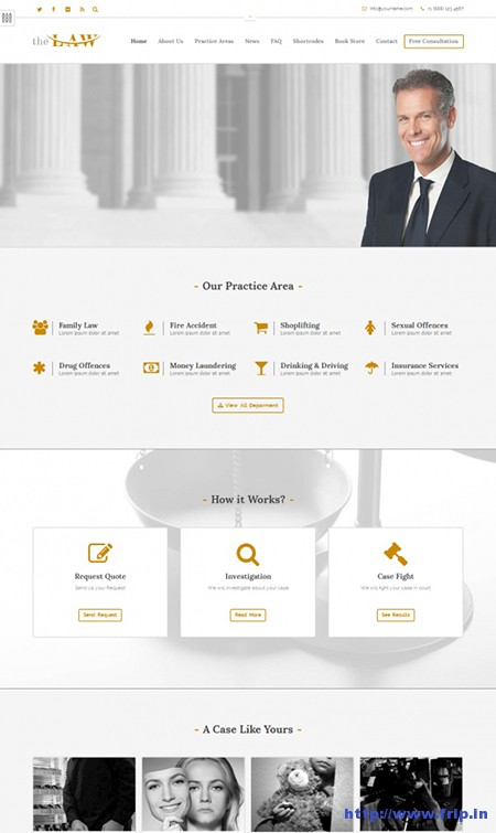The-Law-Legal-Attorney-WordPress-Theme