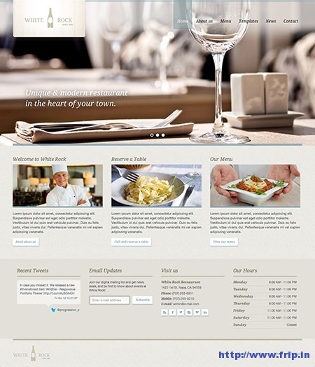 White-Rock-Restaurant-&-Winery-Theme