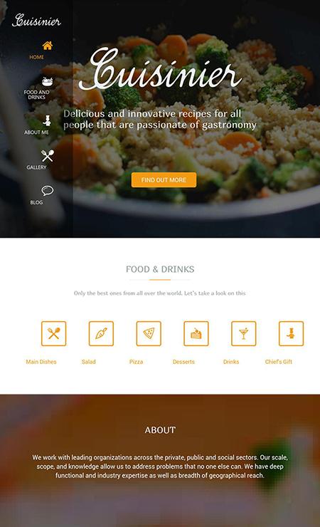 cuisinier-wordpress-theme