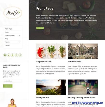 Amalie-Blogging-WordPress-Theme