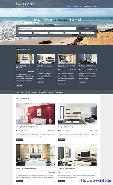 Bayfront-Elegant-Real-Estate-Theme