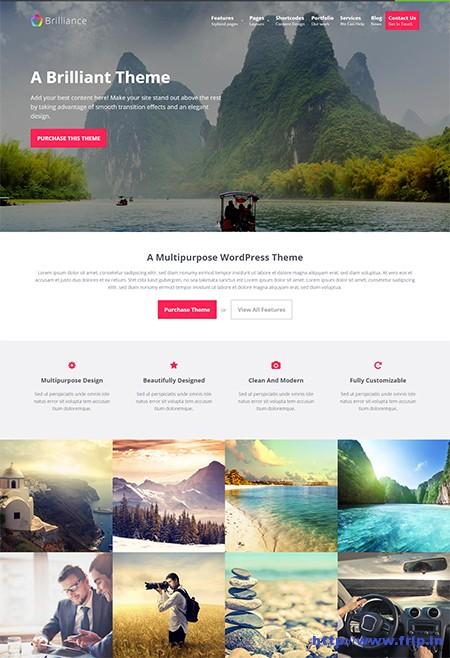 Brilliance-Multipurpose-WordPress-Theme