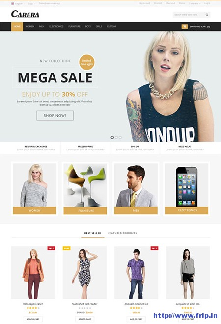 Carera-Multipurpose-Opencart-Theme