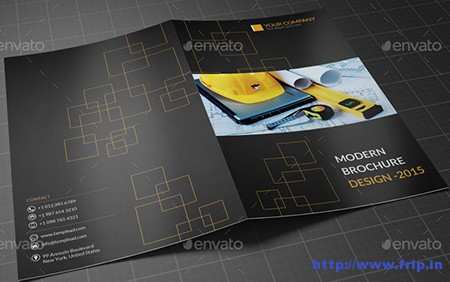 Construction-Bifold-Brochure-Template