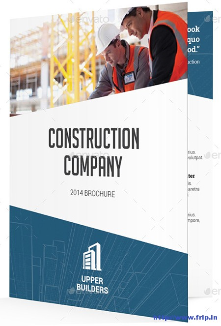 Construction-Bifold-Brochure-Templates