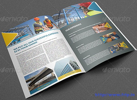 Construction-Business-Brochure-Template