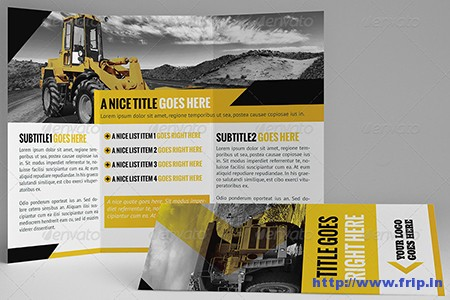 Construction-Company-Trifold-Template