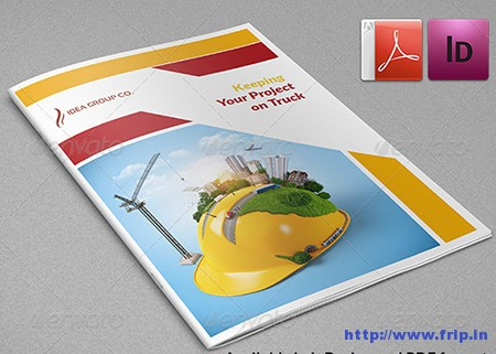 Construction-Industry-Brochure-Templates