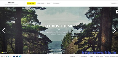 Fluxus-Photographer-Portfolio-Theme