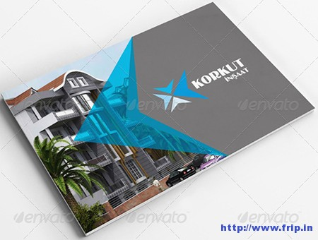 Korkut-Construction-Brochure-Template