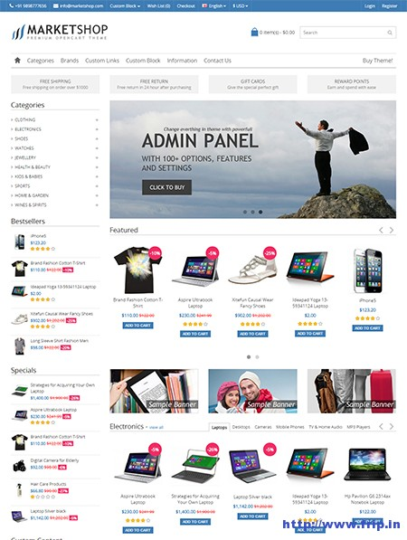 MarketShop-MultiPurpose-Open-Cart-Theme