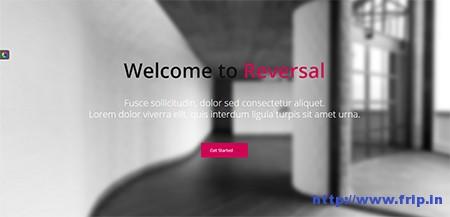 Reversal-Horizontal-WordPress-Theme