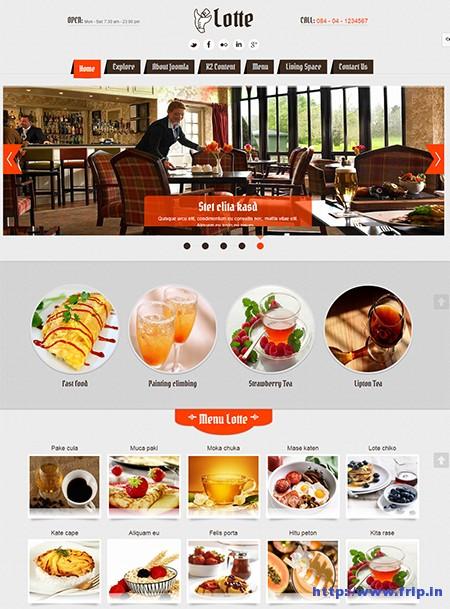 SJ-Lotte-Restaurant-Joomla-Template