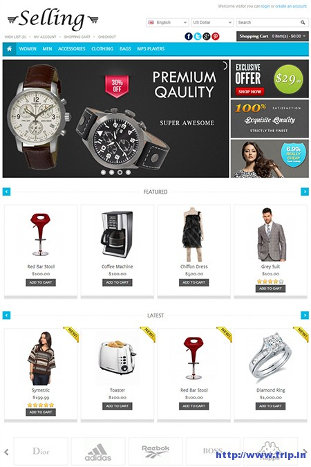 Selling-Multi-–-Purpose-Opencart-Theme