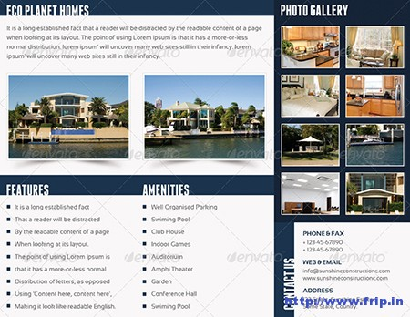 Sunshine-Construction-Company-Tri-Fold-Brochure