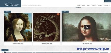 The-Curator-WordPress-Theme