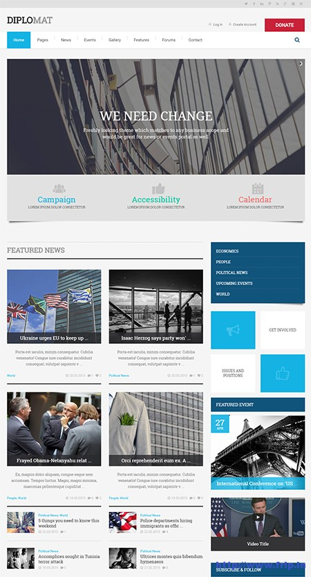 diplomat-politic-wordpress-theme