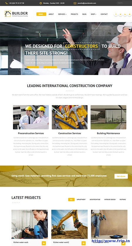 Builder-WordPress-Theme-for-Construction-Business