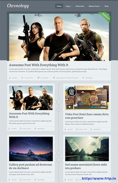 Chronology-Timeline-Style-WordPress-Theme
