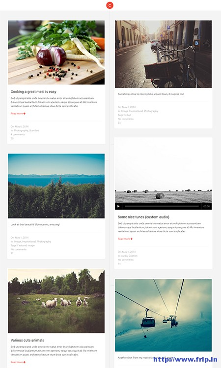 Chronos-Timeline-WordPress-Theme