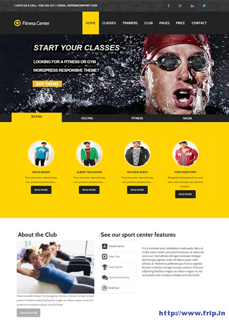 Fitness-eCommerce-WordPress-Theme