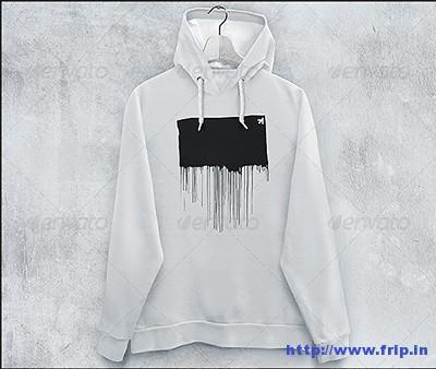 Hoodie-Sweatshirt-Mock-Up