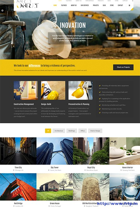 Konstruct-WordPress-Construction-Theme